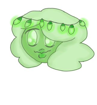 prehenite icon face thing(sorry)  :\ by sapphire011
