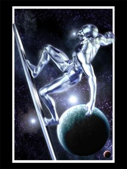 Silver Surfer by guisadong-gulay