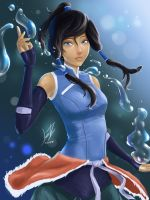Legend of Korra - Book 2: Spirits by Luran-V
