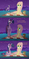 Fajerwerki (Just watching the Fireworks) by Lyokoheros