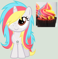 Mystery Cupcake Pony Adopt 1 (AUCTION)(Closed) by PonyPortal