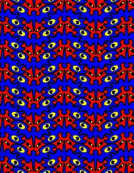 Trippy Tessellation by thedropkickninja