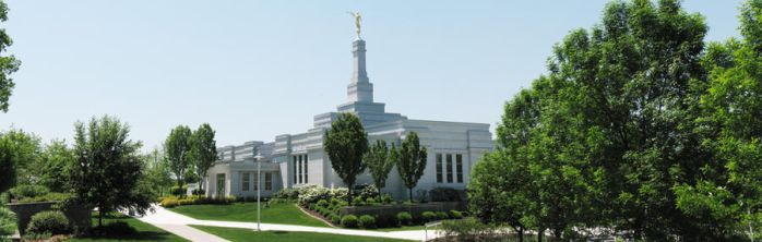 Palmyra New York Temple LDS by crimsonsun1902