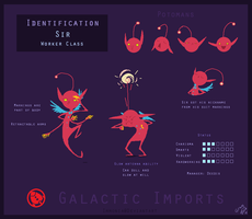 Galactic Imports: Sir ID by Immonia