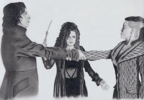 the unbreakable vow by OliviasArtwork