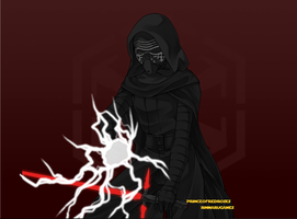 Kylo Ren by LadySionis