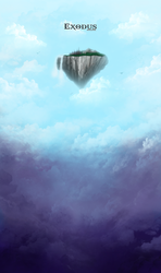 Floating Island Concept by Dmeville