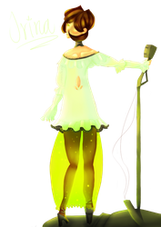 Irina Official Art by Gimmickry