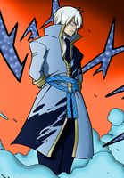 Fairy Tail Color 497 (The Winter Mage) by DBoi9000