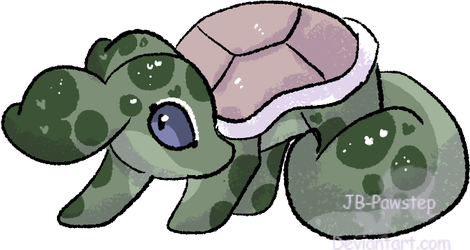 Turtle Paselchi - closed by JB-Pawstep