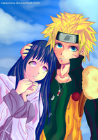 Naruhina: All I Want Is This by rasanime