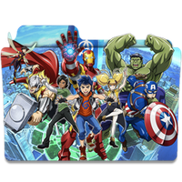 Marvel Future Avengers by EDSln