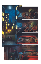 The Luminous FireFly Issue #1 - Pg. 8 by RapidFireEnt