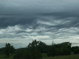 More funky clouds by ACW-IV