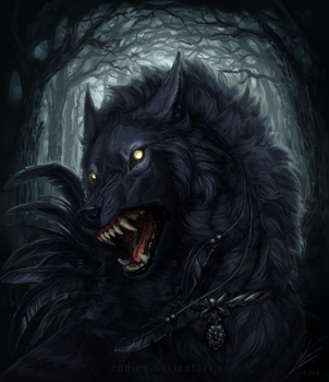 Sinister Call by Endlen