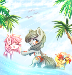 Summer Lasts Forever (YCH Complete) by Naughty-Savage
