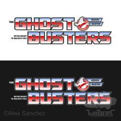 TF GHOSTBUSTERS (READY 2 BELIEVE) VER.3 by btnkdrms