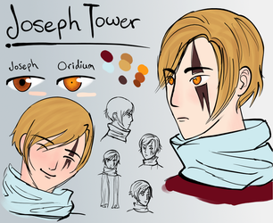 Joseph Tower Concept Sketches by Kintupsi