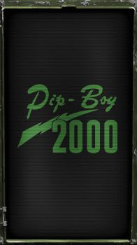 Pipboy 2000 DC Wasteland by sitrirokoia