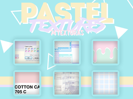 PASTEL TEXTURES by SabDesings