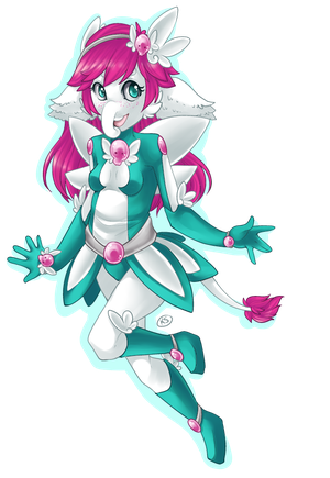 Magical Suu by MagicalZombie