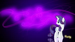 Rarity Wallpaper 1920x1080 by AncientKale