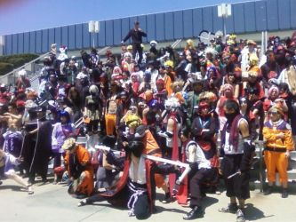 AX 2012 Naruto Gathering by Richiko
