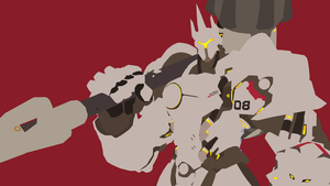 Reinhardt from Overwatch by Reverendtundra