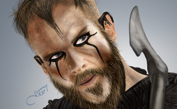 Floki - Vikings by JhonnySilva
