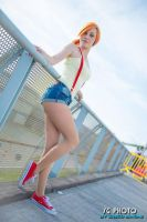 Misty Cosplay by palladineve4