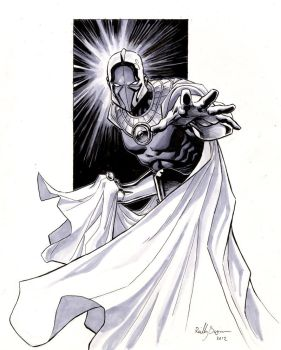 Dr Fate by ReillyBrown