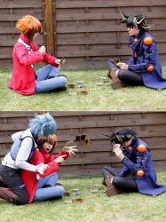 YuGiOh: How to ruin a date #2 by Kinlyu