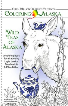 Wild Alaska Teas cover... by ellenmillion