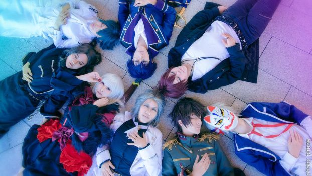 K Project - KINGS cosplay by Miyukiko