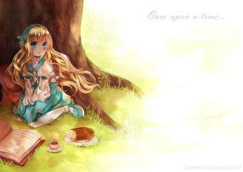 :: Alice Project :: Once upon a time... by Linea-Lucifer
