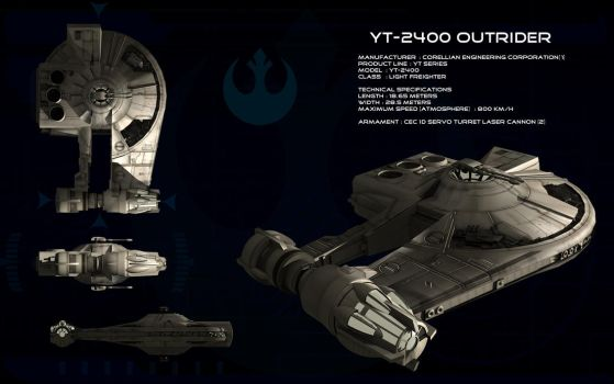 YT-2400 Outrider ortho [updated] by unusualsuspex