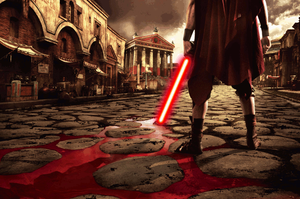Streets of Blood by Trivas