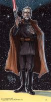 Count Dooku by Phraggle