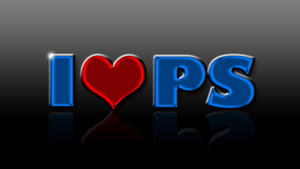I Love PS by z3LLoS