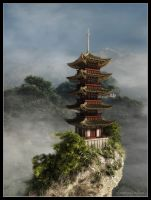 Somewhere in China by 00AngelicDevil00