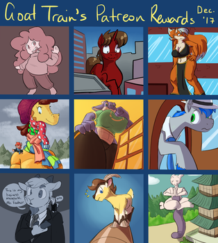 Patreon Rewards 006 a by goattrain