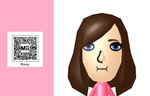 Mii code of romy by BluethornWolf