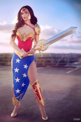 Wonder Woman by JMJ83
