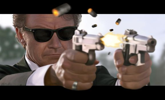 Reservoir Dogs.....IN 3D by Sheridan-J