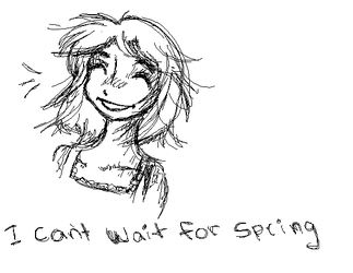 Spring Time by EmmersDrawberry