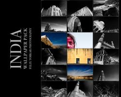 India Wallpaper Pack by FelixTo