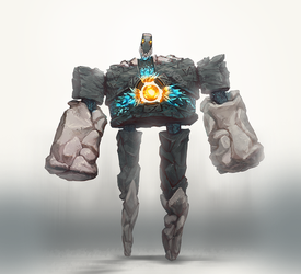 Golem by ANeDe