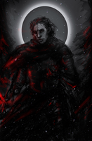 Kylo Ren by eluas