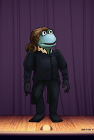Muppet Masters - Ainley by ErinPtah