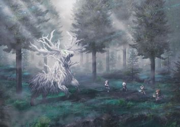 Lord Of The Forest by Orioto
